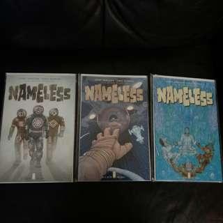 Image Comics Nameless #1-6 (Complete Series) VF/NM by Grant Morrison & Chris Burnham!