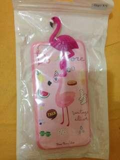 Softcase intip flamingo oppo a71