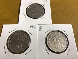 1995 50sen