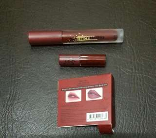 Etude House Matt Chic Lip Lacquer