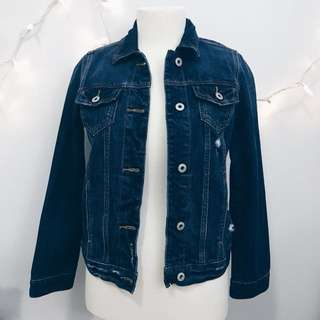 *REDUCED* Denim Jacket | abercombie