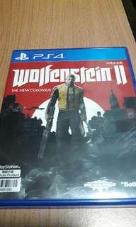PS4 中文版 Wolfenstein 2