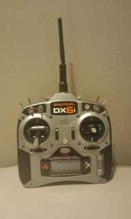 Spektrum DX6i DSMX