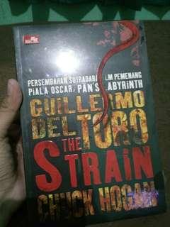 Buku 1 trilogi The Strain (terjemahan)