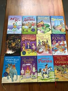 Usborne Young reading