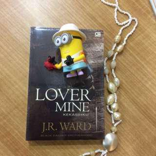 JR Ward Novel