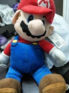 🚚 Mario瑪莉歐兄弟娃娃(美國購入)