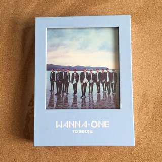 """[WTS] Wanna One """"To Be One"""" (sky ver)"""