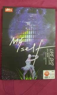 Jolin 蔡依林 Myself 世界巡回演唱会 Live DVD