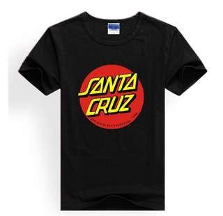 Santa Cruz Cotton T-Shirt (UNISEX)