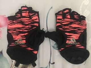 Hand gloves adidas