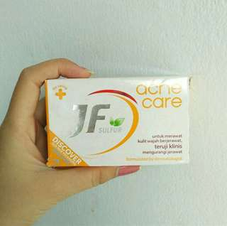 Jf sulfur
