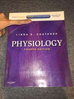 Physiology by Costanzo