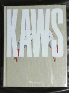 Kaws By Skira Rizzoli 2010 Hardcover