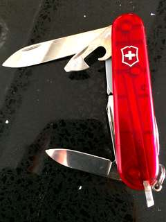 Victorinox Spartan Lite pocket knife