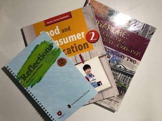 Secondary School Textbooks
