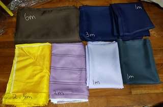 Cloth fabric cotton