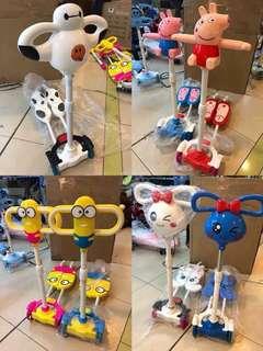 Kiddie scooter
