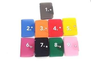 Card holder plain