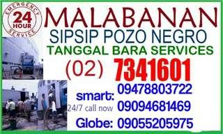 EGOS MALABANAN SIP SIP POZO NEGRO SERVICES 7341601 09094681469