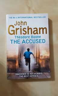Theodore Boone The Accused by John Grisham