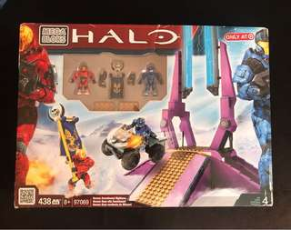 Low price!! Brand New Mega Bloks Versus Snowbound Highbase