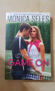 The Academy Game On by Monica Seles
