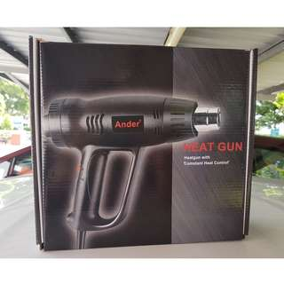 Heat Gun ~ 100% Brand New~ C.O.D ~A wide range of application~ High stability for stationary use