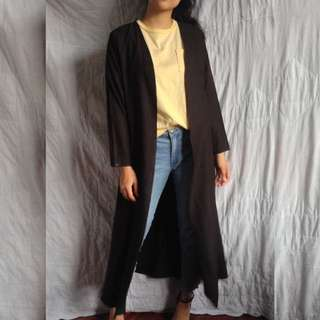 Long cardigan (straps included)