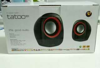 MISB High Quality 2.0 Speakers