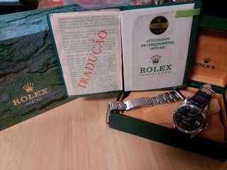 Rolex 1500 黑面 Sigma面