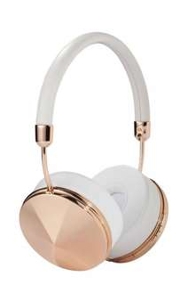 FRENDS TAYLOR ROSE GOLD OVER-EAR HEADPHONES