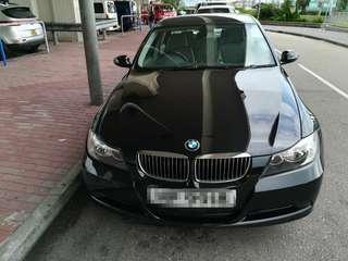 BMW 323i 2007年
