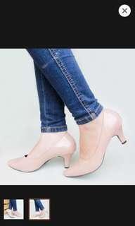 High heels pantopel