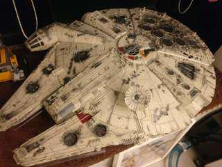 Deagostini 1:1 Model - Star Wars Millennium Falcon