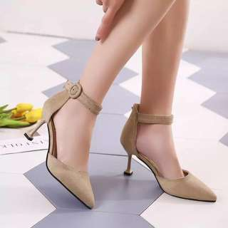 Pointed Heels (3 inches)