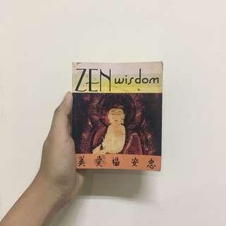Zen Wisdom Book