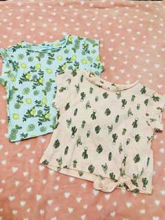 Gingersnaps Tiny Blouse/Top