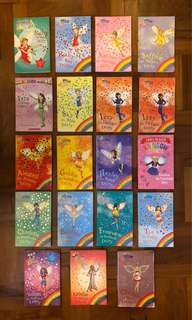 Rainbow Magic children's books by Daisy Meadows
