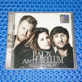 🆒 Lady Antebellum - Need You Now [2010] Audio CD