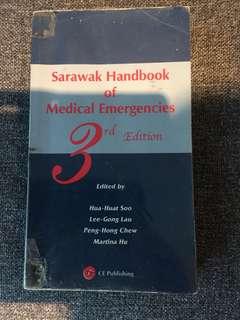 Sarawak handbook of medical emergencies - 3rd edition