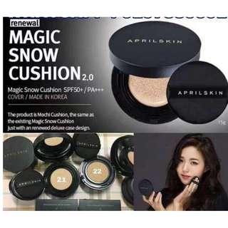 april skin renewal magic snow cushion 2.0