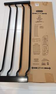 Lucky Baby Gate Extension & Stereo
