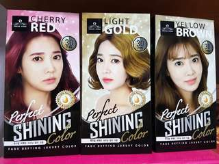 Korea Hair Dye