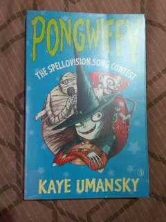 Pongwiffy: The Spellovision Song Contest - Kaye Umansky