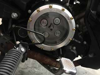 Racing Boy Engine Cover for Yamaha T150 Sniper