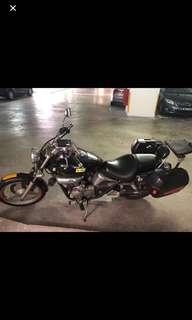 Phantom Bike for rent!!