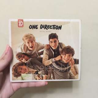 One Direction Up All Night Limited Ed.