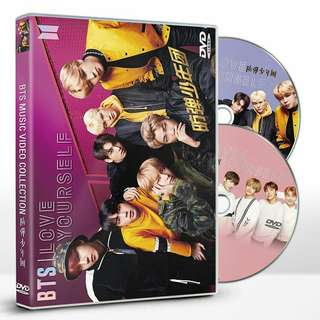 MV/LIVE VIDEO COLLECTION