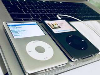 Ipod Classic 6th Generation 80gb SALE/SWAP